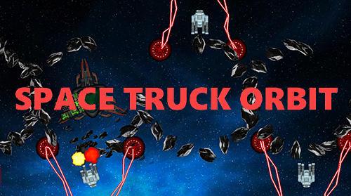 Space truck orbit lite Screenshot