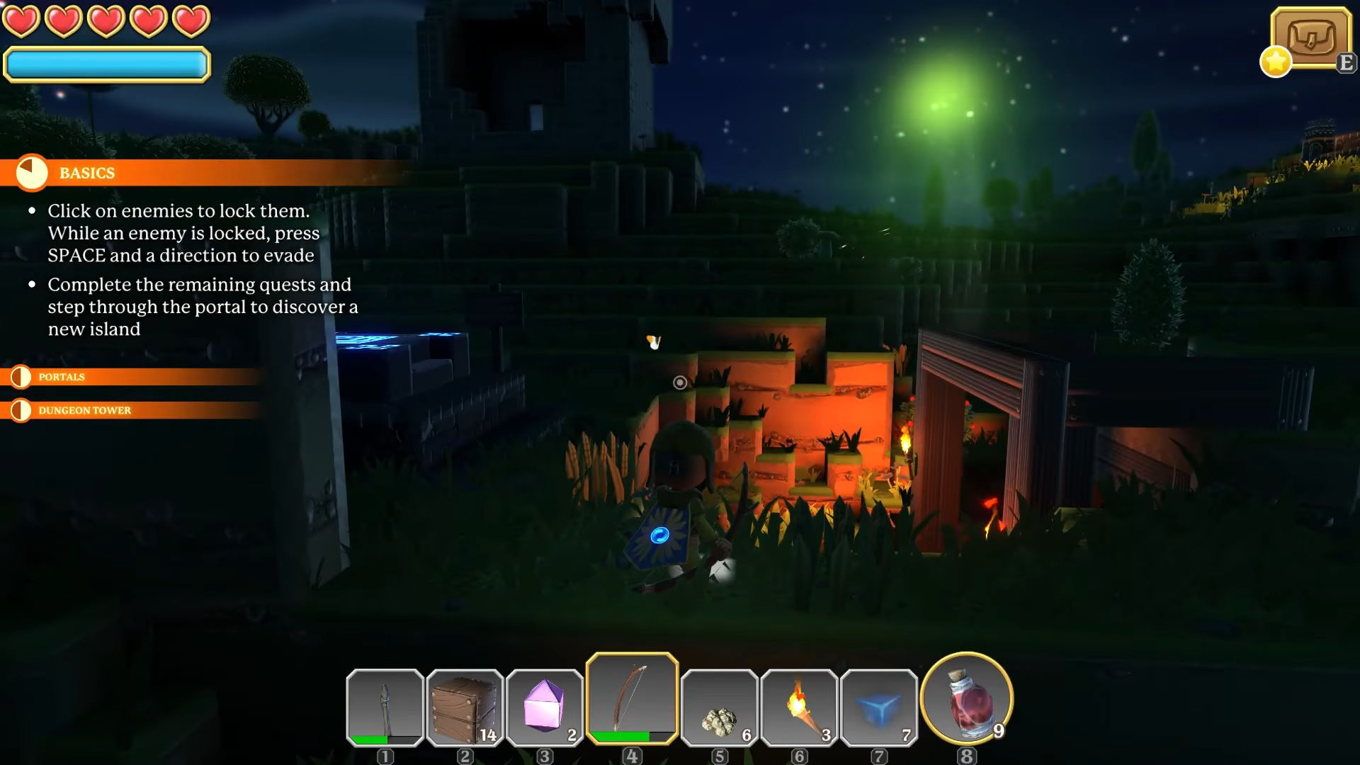 Portal Knights скриншот 1