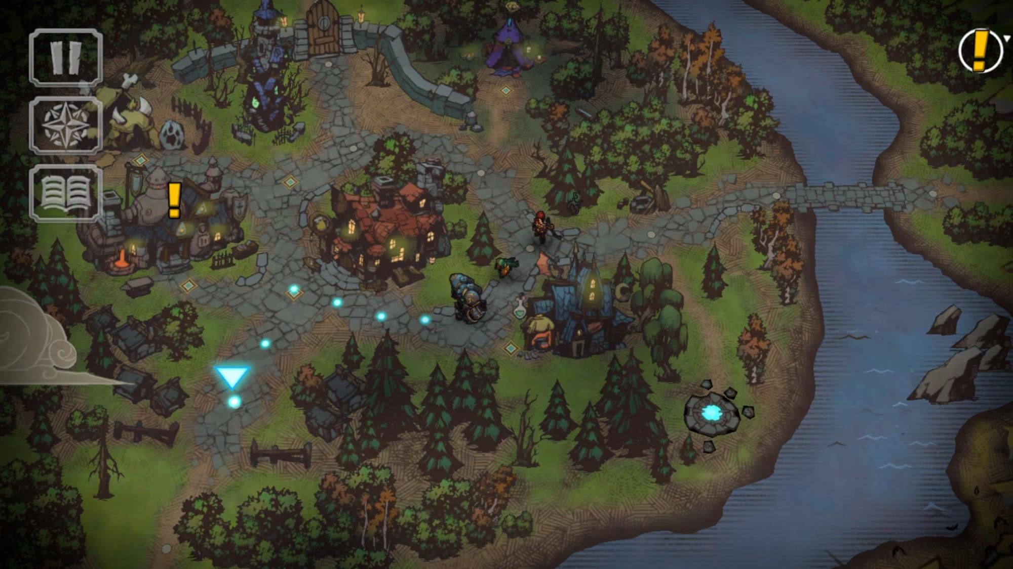 Battle Chasers: Nightwar скріншот 1