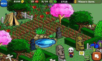 d'économie Zombie Farm en français