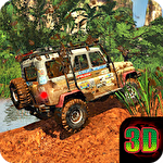 Off road 4X4 jeep racing Xtreme 3D Symbol