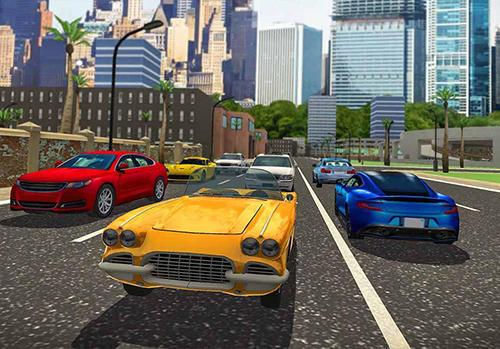 Simulator-Spiele Multi level 4 parking für das Smartphone