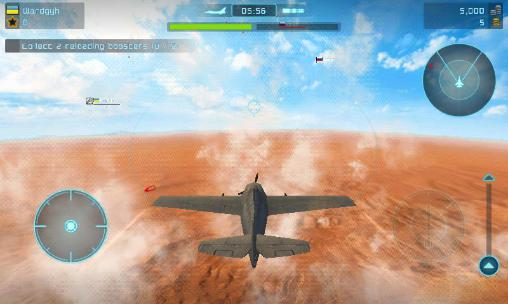 Spiele mit Flugzeugen Battle of warplanes auf Deutsch