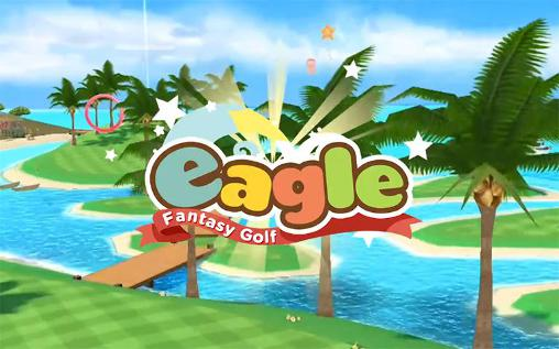 Eagle: Fantasy golf capture d'écran 1