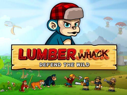 logo Die Holzfäller: Verteidige die Wildnis