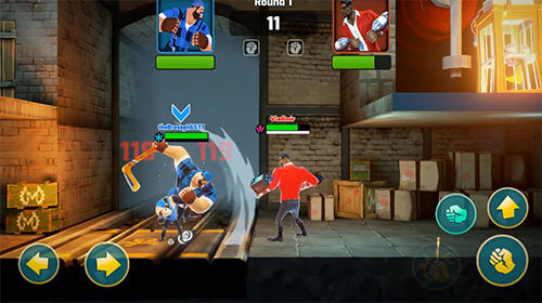 Mayhem combat: Fighting game para Android