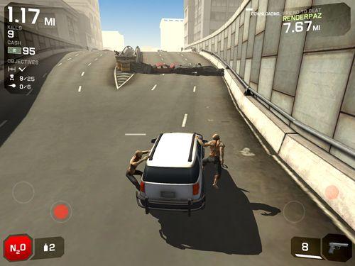 Зомби шоссе 2 для iPhone бесплатно
