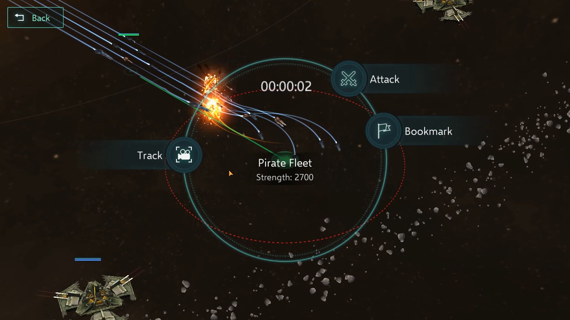 Stellaris: Galaxy Command, Sci-Fi, space strategy pour Android