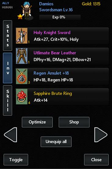 Kingturn RPG plus for Android