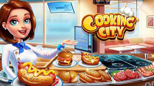 Cooking city скріншот 1