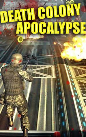 Death colony: Apocalypse Symbol