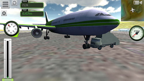 Boeing airplane simulator pour Android