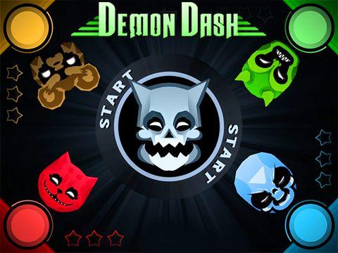logo Dämonen Dash