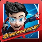 Ejen Ali: Emergency icon