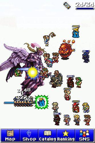 Final Fantasy: Die Tapfersten auf Deutsch