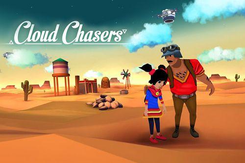 логотип Охотники за облаками: Путешествие надежды