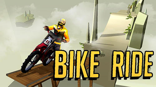 Bike ride 3D Screenshot
