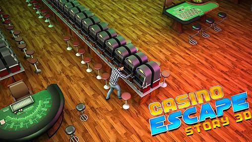 Casino escape story 3D Symbol