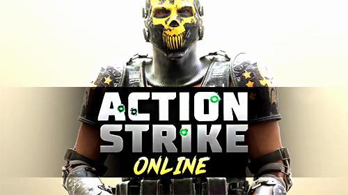 Action strike online: Elite shooter Screenshot