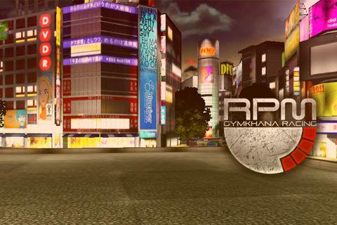 logo RPM: Gymkhana Rennen
