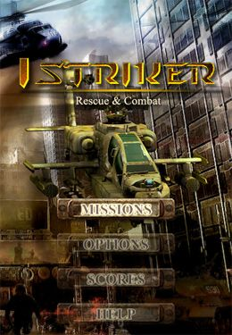 Screenshot iStriker: Rescue & Combat on iPhone