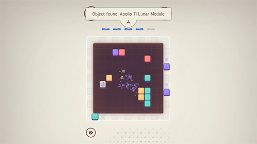 Arcade-Spiele Qorbit für das Smartphone