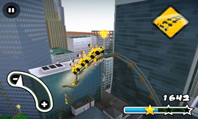3D Rollercoaster Rush. New York para Android