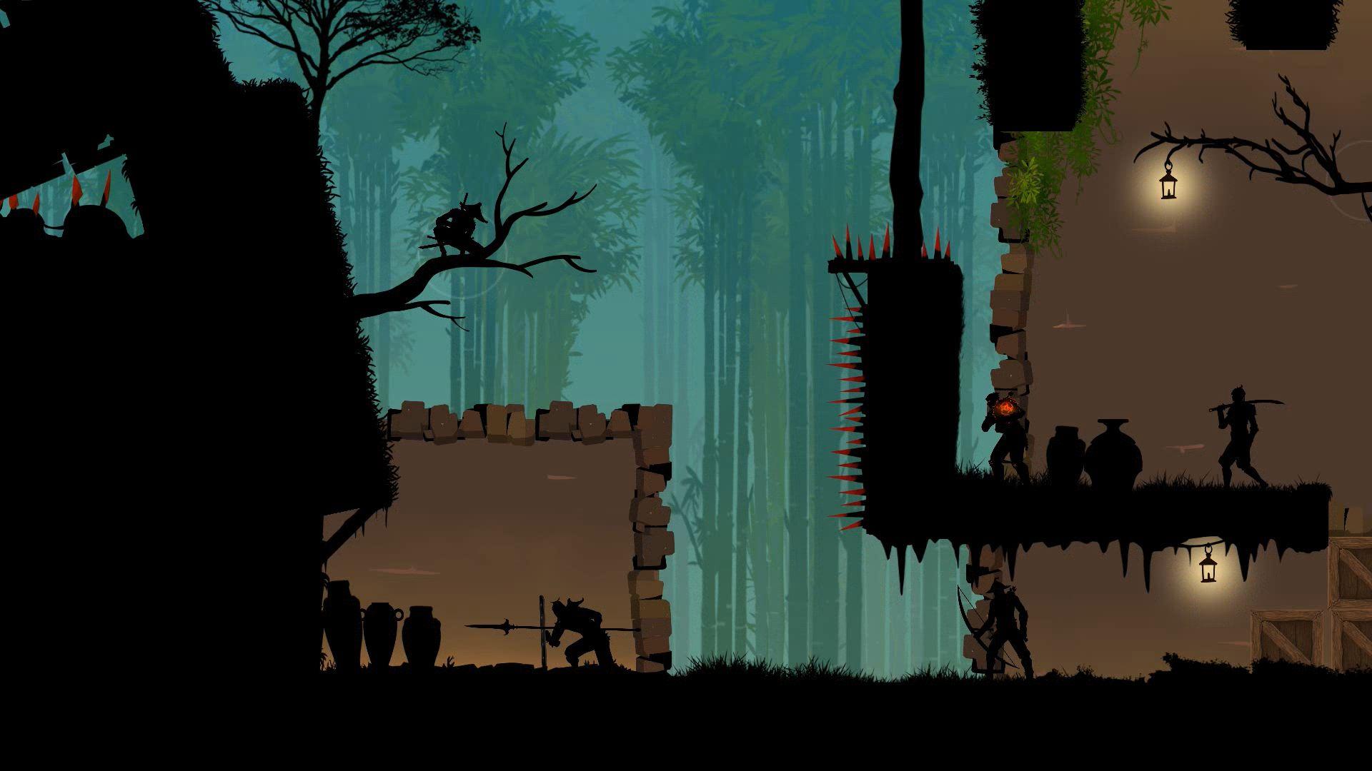 Ninja Arashi 2 capture d'écran 1