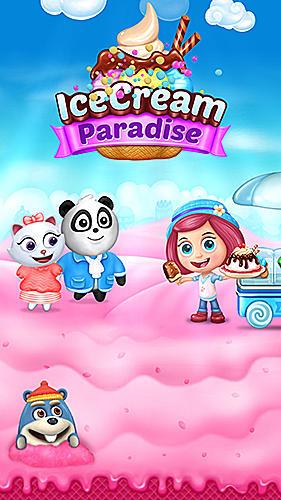 Ice cream paradise: Match 3 Screenshot