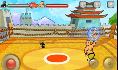 Legend of Kage Screenshot