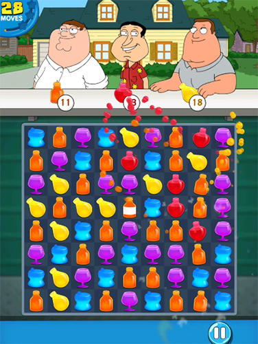 Family guy another freakin' mobile game für Android