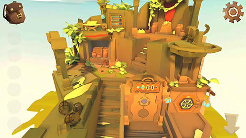 Quest Krystopia: A puzzle journey for smartphone