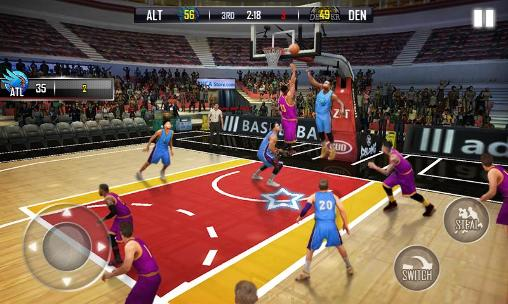 Fanatical basketball для Android