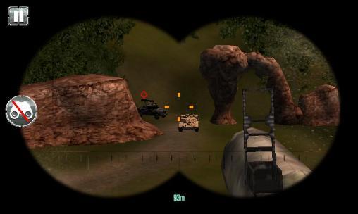 Army convoy ambush 3d скриншот 1