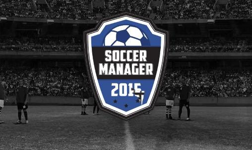Soccer manager 2015 captura de pantalla 1