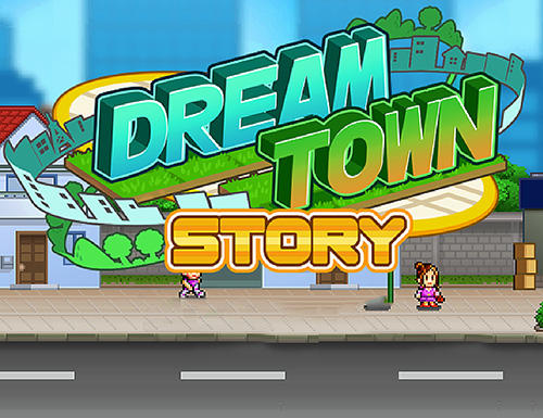 Dream town story captura de pantalla 1