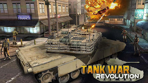 Tank war: Revolution Screenshot