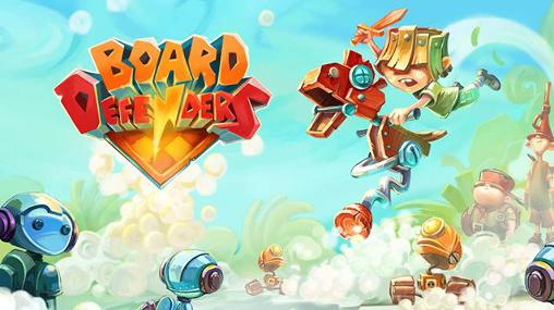Board defenders Screenshot