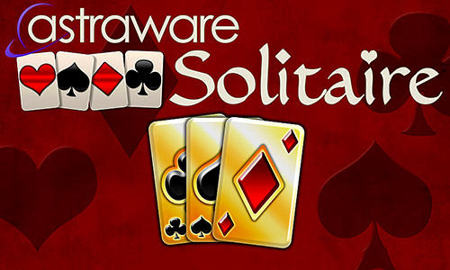 Astraware solitaire screenshot 1