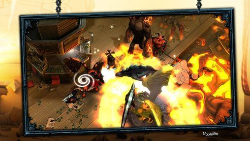 Soulcraft 2: League of angels Screenshot