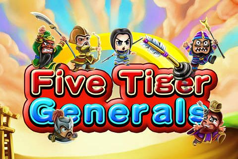 logo Five tiger generals