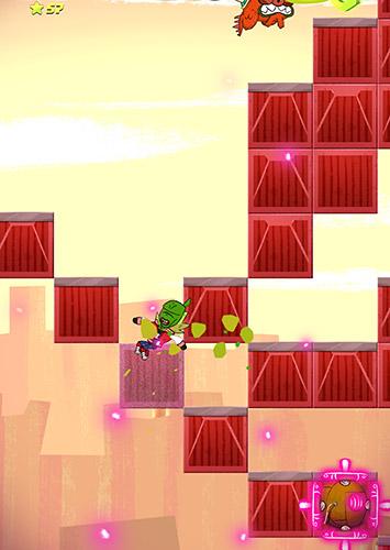 Jogos baseados em desenhos Super slime Ben em portugues
