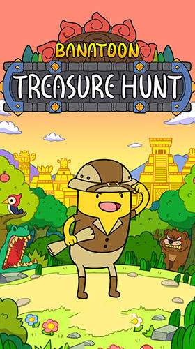 Banatoon: Treasure hunt! Screenshot