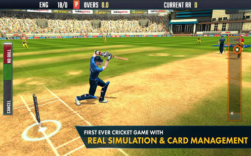 ICC pro cricket 2015 pour Android