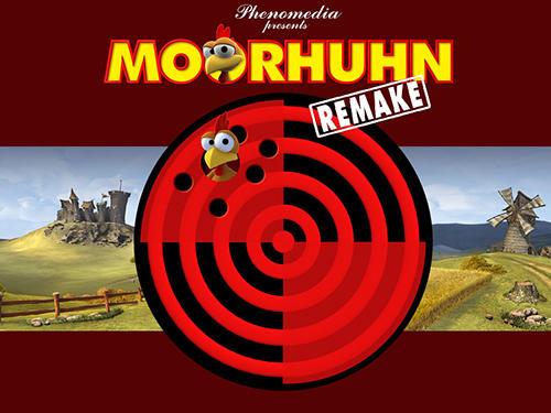 Moorhuhn crazy chicken remake screenshot 1