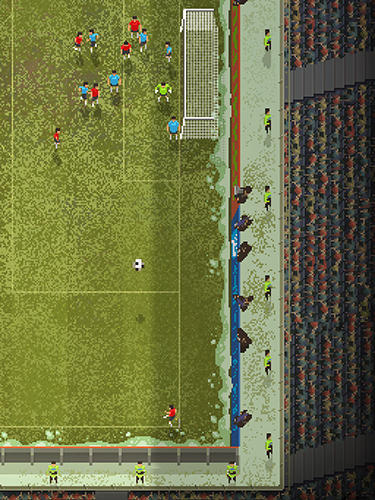 Football boss: Soccer manager capture d'écran 1