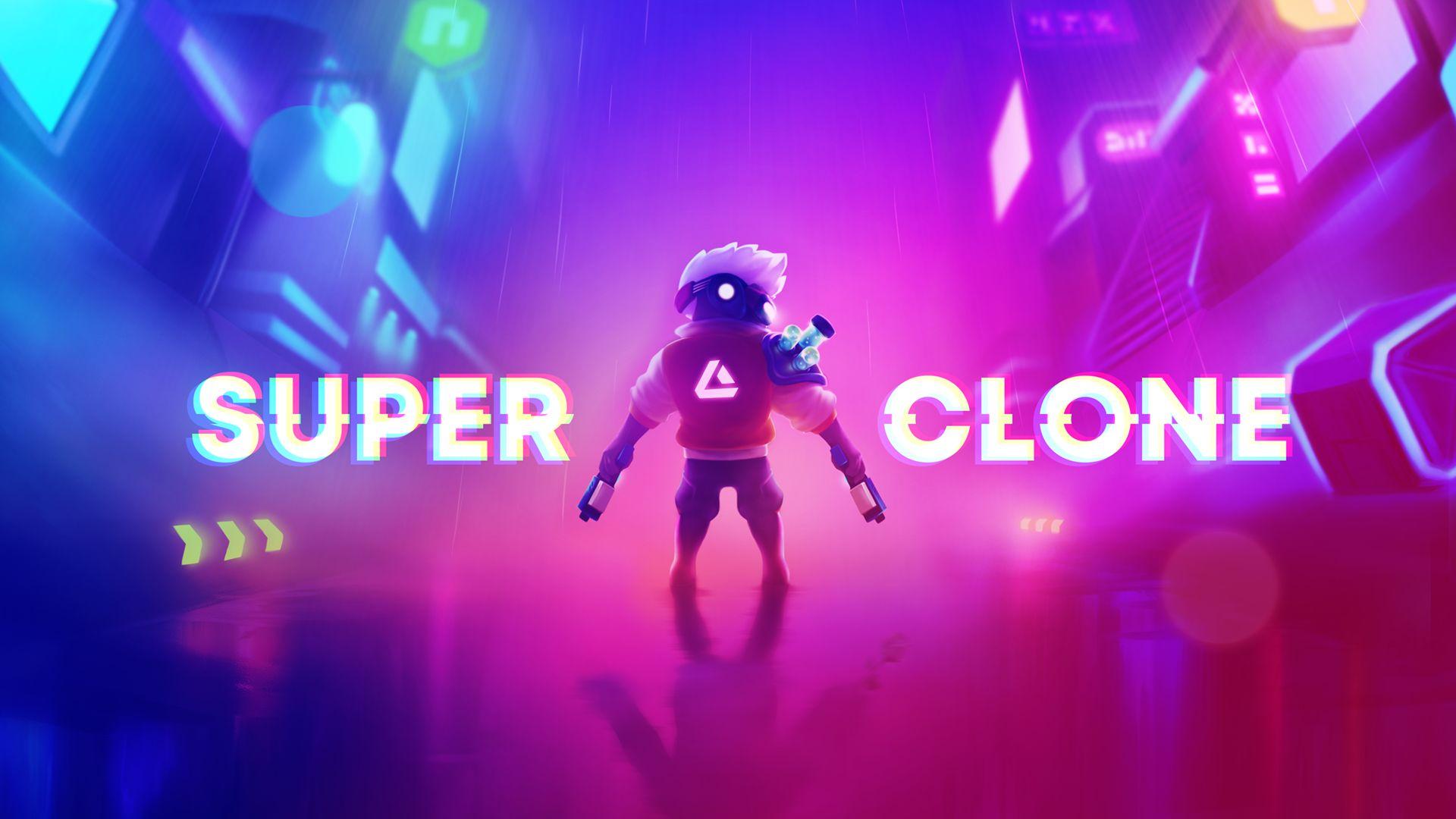 Super Clone captura de tela 1