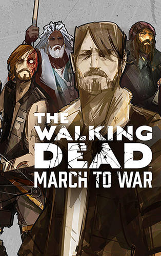 The walking dead: March to war Symbol