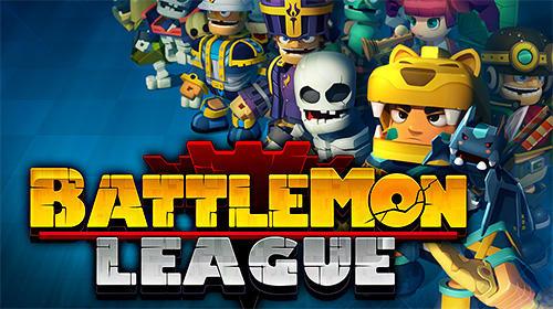 Battlemon league Screenshot