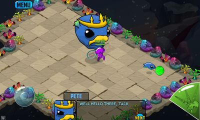 Quadropus Rampage Screenshot